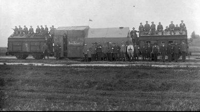 Pociąg pancerny Kabicz
