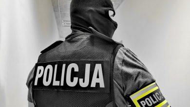 Pszczyna: przyszła po niego policja. Schował się... w łóżku. Fot. Policja Śląska