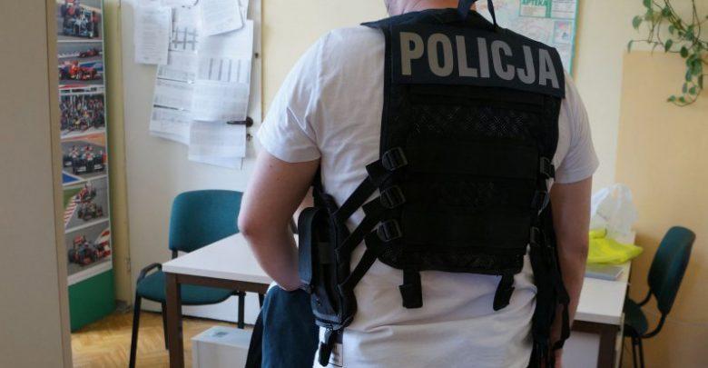 40-latek napadł na 90-letnią kobietę. Ukradł jej 1 tys. zł. Fot. Policja Śląska