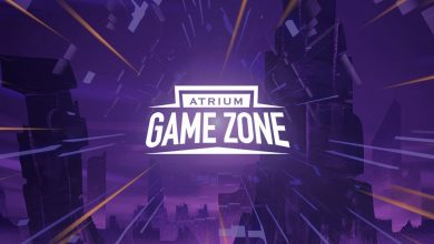 Wejdź do gry Atrium Game Zone! zapisy tylko do 28 września! (fot. mat. prasowe)