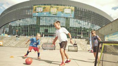 Festiwal sportu i kolorów. Arena Gliwice zaprasza w najbliższą niedzielę (fot.UM Gliwice)