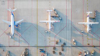 Podczas siódmego miesiąca 2021 roku z oraz do Katowice Airport przewieziono 2 607 ton frachtu, to jest o 762 tony więcej (+41,3%) (fot.Piotr Adamczyk)