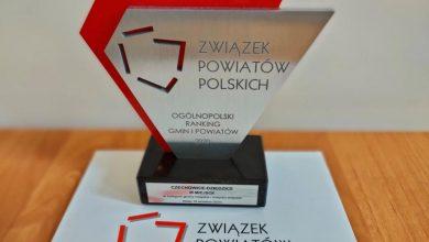 Tegoroczne, trzecie miejsce Czechowic-Dziedzic oznacza dla gminy powrót na podium ogólnopolskiej listy rankingowej. [fot. UM Czechowice-Dziedzice]
