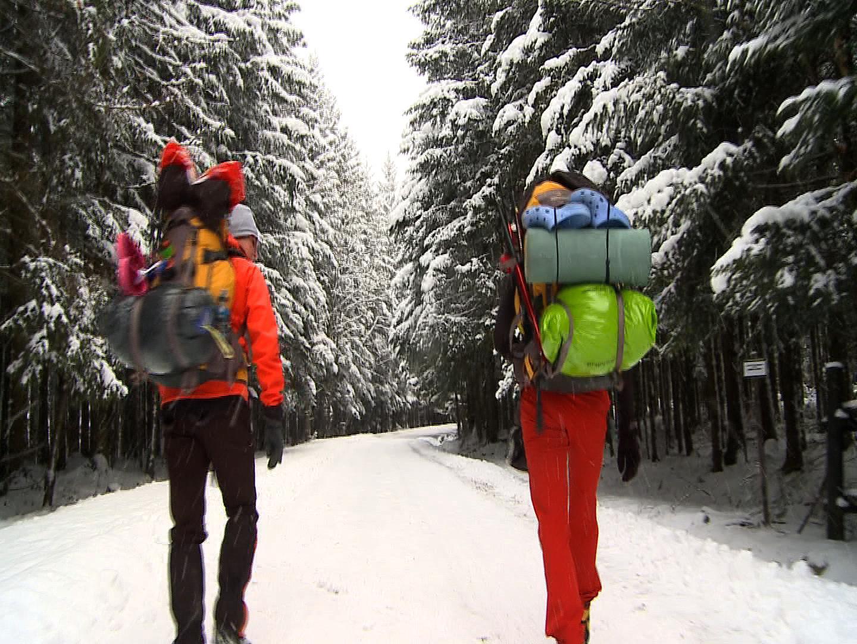 GOPR-owcy ratowali turystów na Babiej Górze! Coraz gorsze warunki na szlakach (fot.archiwum - poglądowe)