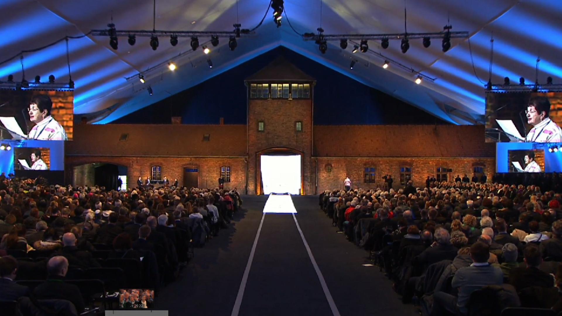 200 byłych więźniów, prezydenci, koronowane głowy i …straszna prawda! 75. rocznica wyzwolenia obozu Auschwitz