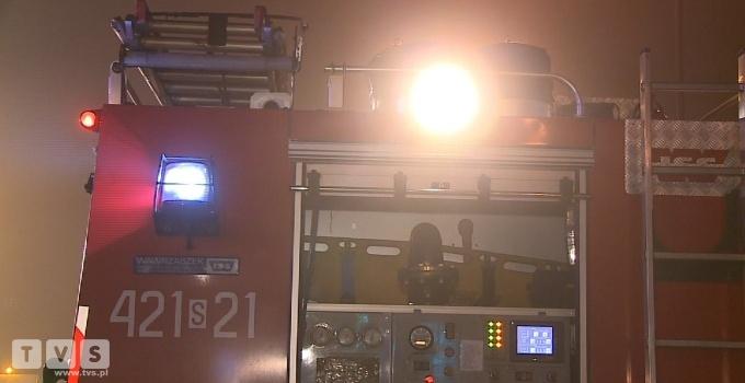 Śląskie: Groźny pożar w bloku! 50 osób ewakuowanych, jedna ranna