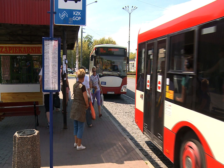 Wideo kierowcy autobusu