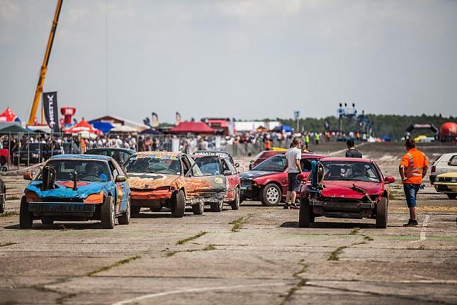Katowice: Summer Cars Party 2019. Impreza już 7-8 września na Muchowcu (fot.poglądowe)