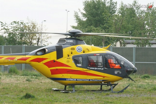 Szpital Śląski w Cieszynie uruchomił lądowisko dla helikopterów ratunkowych
